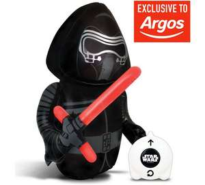 Star Wars radio controlled inflatable with sounds Kylo Ren @ argos.co.uk - £15.49 (C&C)