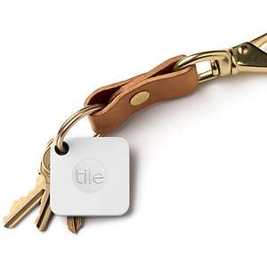 Tile Mate, Phone, Keys, Item Finder, 1 Pack 10% off already applied - £14.99 @ John Lewis (plus £3.50 P&P)