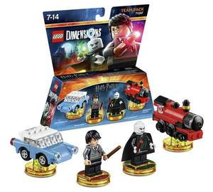LEGO Dimensions Harry Potter Team Pack @ Argos - £12.99