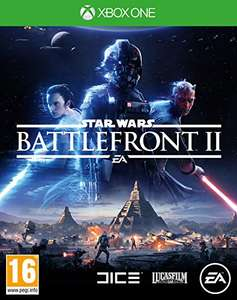 Star Wars Battlefront 2, Xbox One/PS4, £32.99 at Amazon