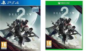 Destiny 2 [PS4 / Xbox] £19.99 Free delivery @ Game