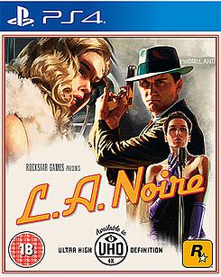 L.A. Noire [PS4/XO] - Game £24.99