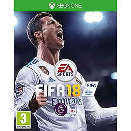 FIFA 18 [XO/PS4] - Game - £32.99