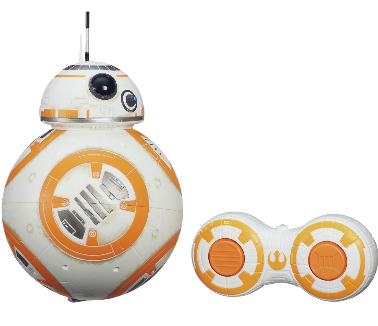 Star Wars: The Force Awakens RC BB8 £33.99 Argos