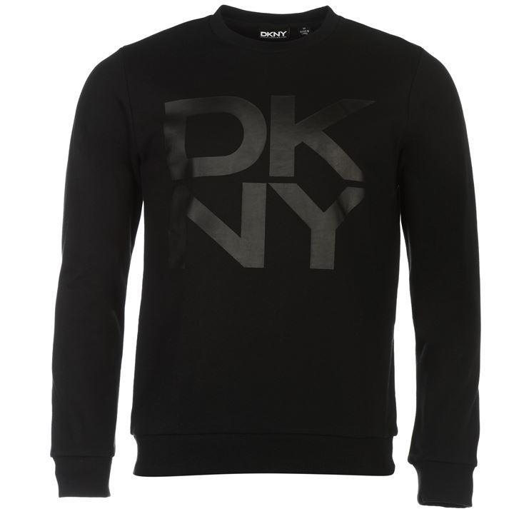 DKNY Large Logo Crew Sweatshirt £18 + £4.99 P&P @ USC