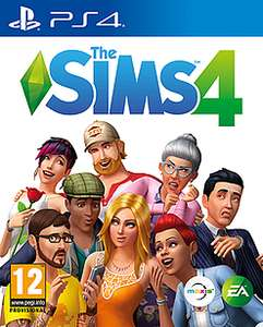 The Sims 4 (PS4/XO) - Game £29.99