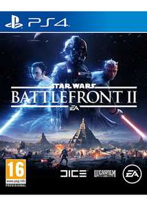 Battlefront 2 -- PS4 -- £34.95 --- Base.com