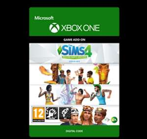 Sims 4 Deluxe party upgrade XBOX ONE £9.99 at GAME