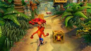 Crash Bandicoot N. Sane Triology [PS4] £22.99 @ Game / Amazon