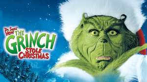 How the Grinch Stole Christmas HD £3.99 @ itunes