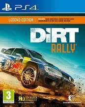 ex rental Dirt Rally Legend EditionsPS4 £9.99 @ Boomerang