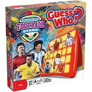 World Football Stars – Guess Who Only £12.99 Delivered @ IWOOT