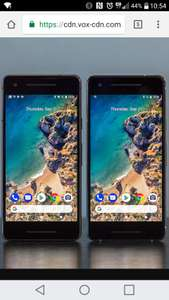 Google Pixel 2 64GB + free google home mini speaker £22.99 a month EE £75 upfront - mobiles.co.uk