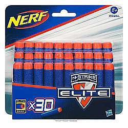 Nerf N-Strike Elite 30 Dart Refill Pack Tesco £5.50