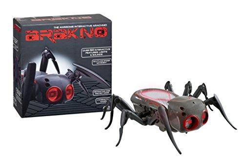 """""""Arakno The Awesome"""" Interactive Arachnid Toy £12.99  (Prime) / £17.74 (non Prime) at Amazon"""