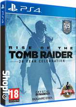 Rise of the Tomb Raider (PS4) £17.86 @ Shopto