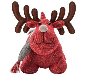 Heart of House Erik the Fabric Reindeer Doorstop - £8.99 was £19.99 - Argos