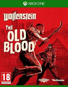 Wolfenstein: The Old Blood (Xbox One) £4.99  (Prime) / £6.98 (non Prime) at Amazon