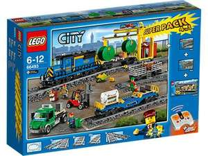 Lego Train Super set 66493 + 2000 Clubcard points £168 Tesco