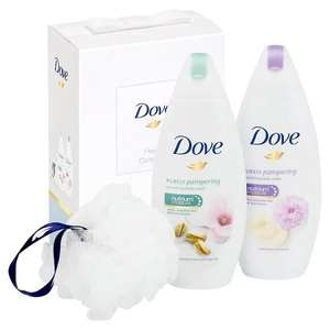 Dove Peace Collection Duo Gift Set - £2.49 was £7 - Superdrug