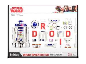 Star Wars Droid Inventor Kit - £75.94 @ Amazon
