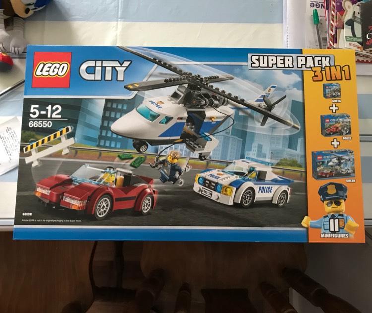 Lego city police chase super set £15 Asda instore (Doncaster)