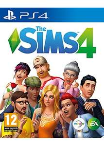 The Sims 4 Ps4 @ Base.com - £28.85