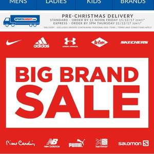 Sports direct - Big brand sale