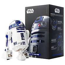 Save £30 on Star Wars products + 2 year guarantee included + Free Delivery @ John Lewis