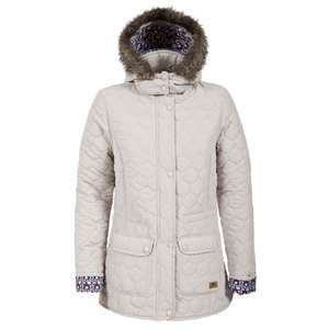 Trespass Ladies Jenna Quilt Jacket (3 colours) - £12.15 with Code - £3.00 Delivery @ Great Outdoors