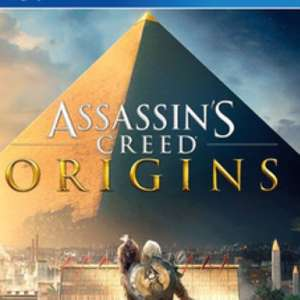 Assassins creed origins ps4 £34.99 - Amazon