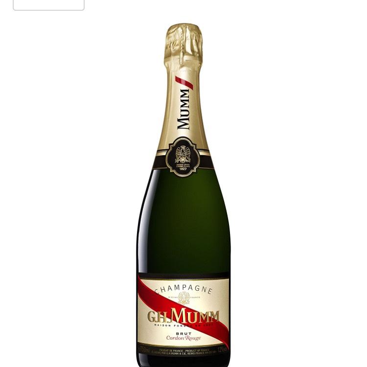 Mumm Champagne £20 Amazon - prime excusive