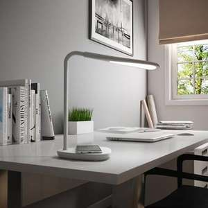 LED Desk Lamp With Wireless Charging for Your Mobile £12.92 Delivered - Laptops Direct