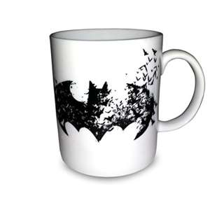 Batman Logo Ceramic Mug £2.24 (with code) + £3.99 Delivery/Free When Spending £20 or more @ buysend