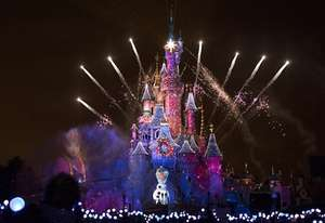 Disneyland Paris tickets - £34.95 Adult / £29.45 Child @ 365 Tickets + FREE Personalised Calendar