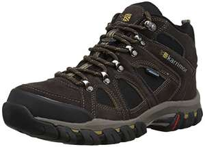 Karrimor Bodmin IV Weathertite (Brown) Men's Trekking and Hiking Shoes Size 9 £30.95 @ Amazon