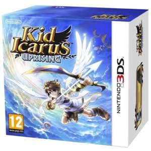 Kid Icarus Uprising (3DS)/ Star Fox 64 (3DS)/ Naruto poweful Shippuden (3DS) all £6 used each instore (+£1.50 delivered) @ CEX