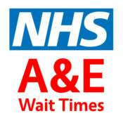 Free NHS A&E waiting time app. (currently selected hospitals)