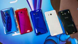 HTC U11 64GB-128GB Dual SIM (White/Silver/Red/Black/Blue) £379.99-£439.99 @ eGlobal Central