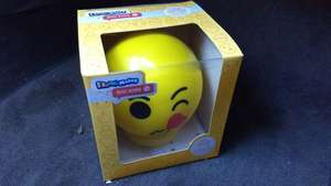 Illumi-mates colour-changing emoji night lights £4.50 in Tesco (Baguley)