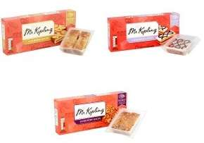 Mr Kipling Almond Slices x6  - Bakewell Slices x6 and Country Slices x6 Reduced to 90p Each @ Sainsburys