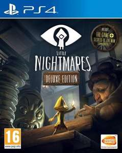Little Nightmares Deluxe Edition PS4/XB - £14 Gamestop Ireland