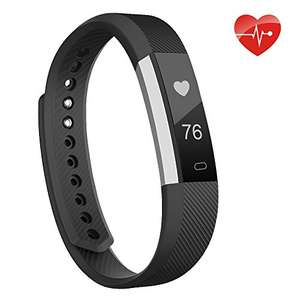 moreFit Slim HR Heart Rate Monitor, Smart Bracelet Watch Sleep Monitoring Activity Fitness Tracker £20.99 Sold by Morefit and Fulfilled by Amazon.