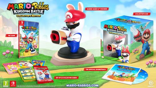 Mario and Rabbids Kingdom Battle Collectors Edition Switch £55 Delivered @ Gamestop Ireland