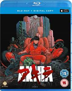 Akira blu ray (latest release 2017) £6.30 using SIGNUP10 @Zoom