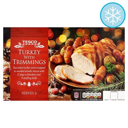 tukey and trimmings £6.50 instore @ Tesco (Leeds)