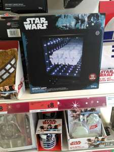 Star Wars Infinity Light instore at Sainsbury's for £8