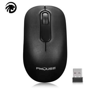 2.4GHz Wireless Mouse (Black) - 90p delivered w/code @ Gearbest