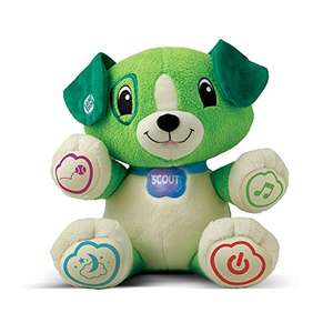 Amazon Leapfrog My Puppy Pal Scout - Green - £11 Prime / £17.83 non Prime