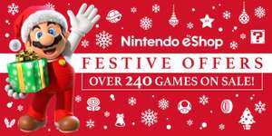 Nintendo eShop Winter Sale